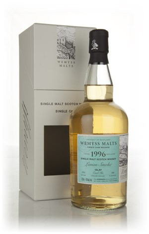 Lemon Smoke 1996 - Wemyss Malts (Caol Ila)