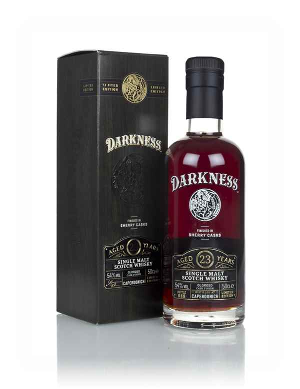 Caperdonich 23 Year Old Oloroso Cask Finish (Darkness)