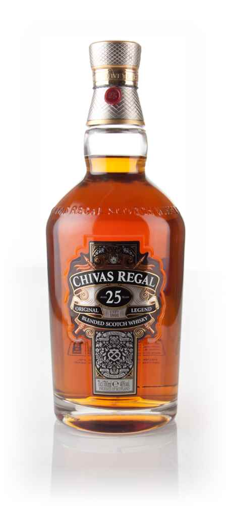 Chivas Regal 25 Year Old (without box)
