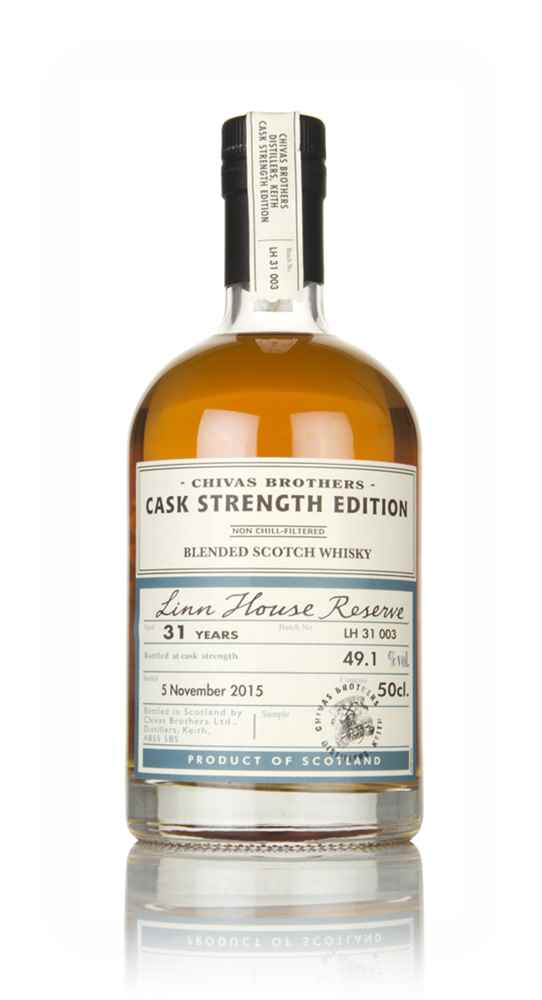 Linn House Reserve 31 Year Old - Cask Strength Edition (Chivas Brothers)