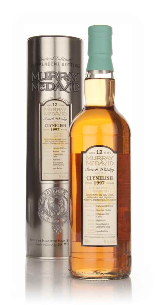 Clynelish 12 Year Old 1997 (Murray McDavid)