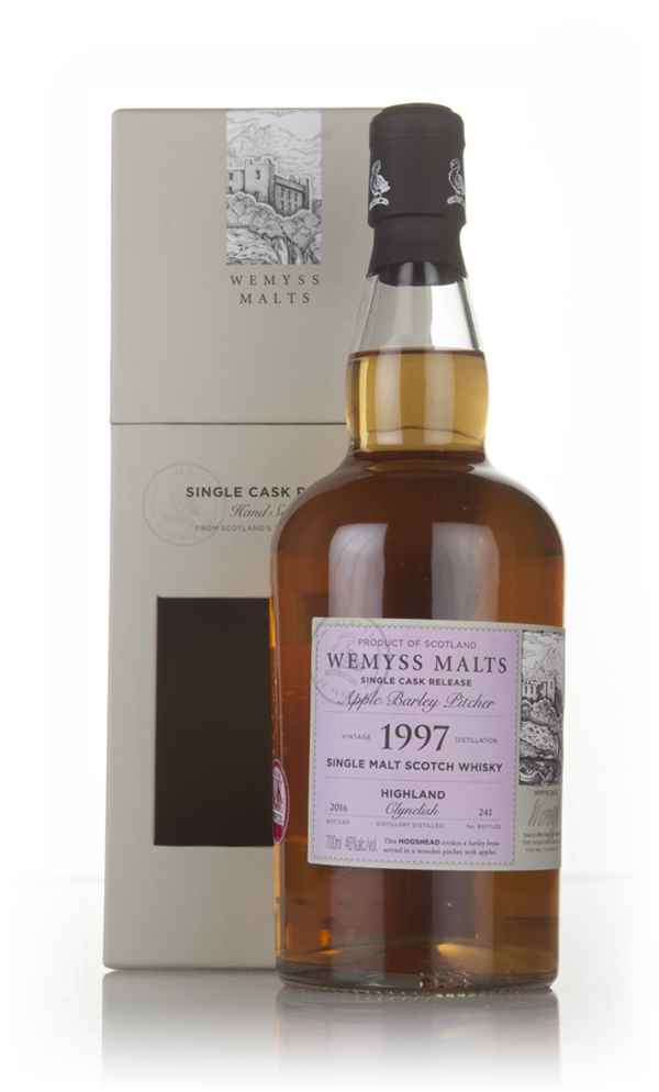 Apple Barley Pitcher 1997 (bottled 2016) - Wemyss Malts (Clynelish)