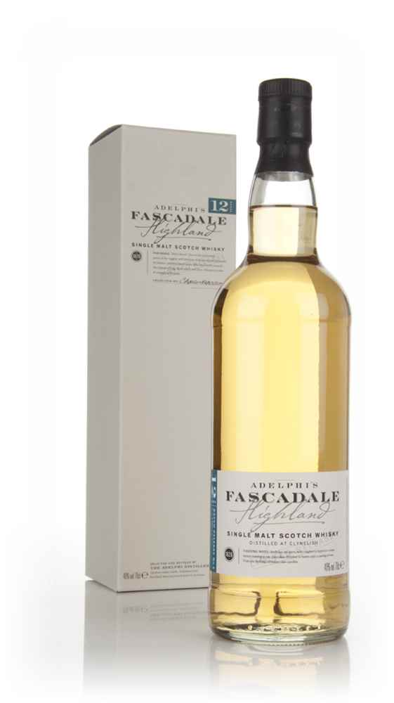 Clynelish 12 Year Old - Fascadale (Batch 6)  (Adelphi)