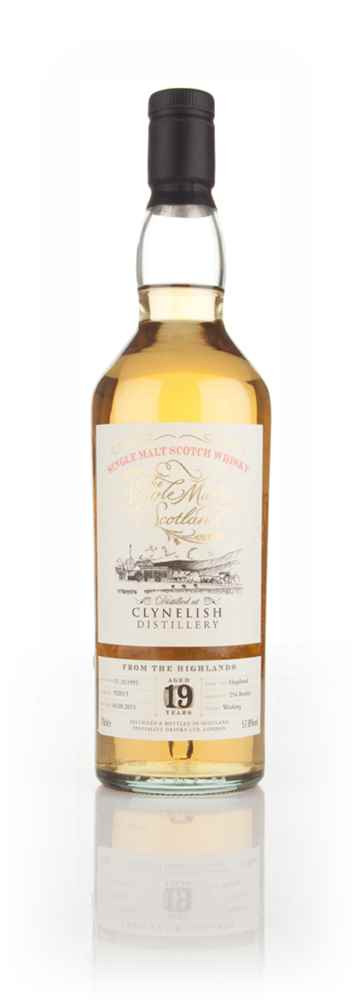 Clynelish 19 Year Old 1995 (cask 932013) - Single Malts of Scotland (Speciality Drinks)