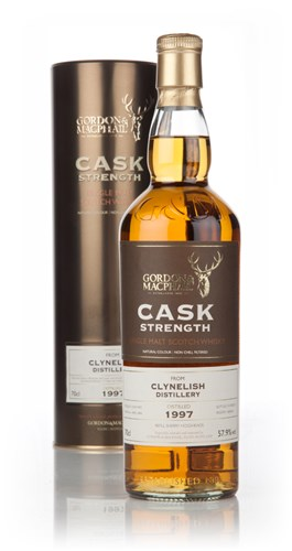 Clynelish 1997 (casks 6482 + 6484) - Cask Strength (Gordon & MacPhail)