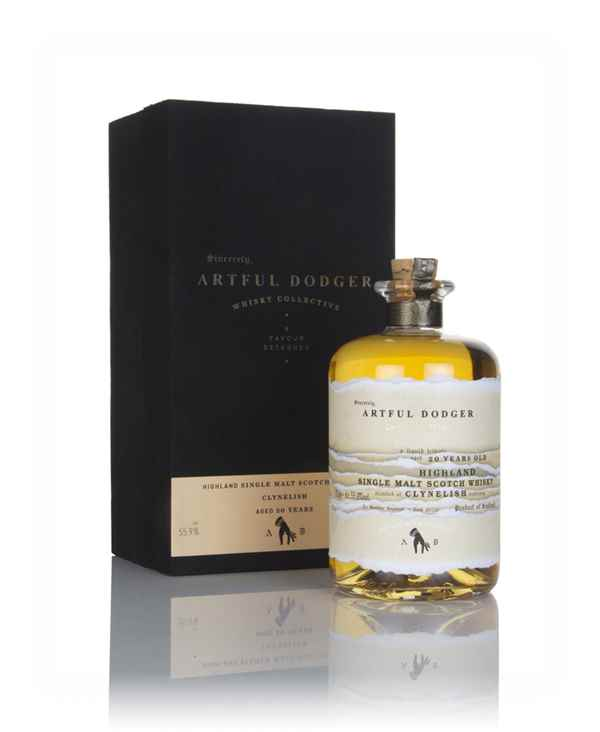 Clynelish 20 Year Old (cask 6526) - Artful Dodger