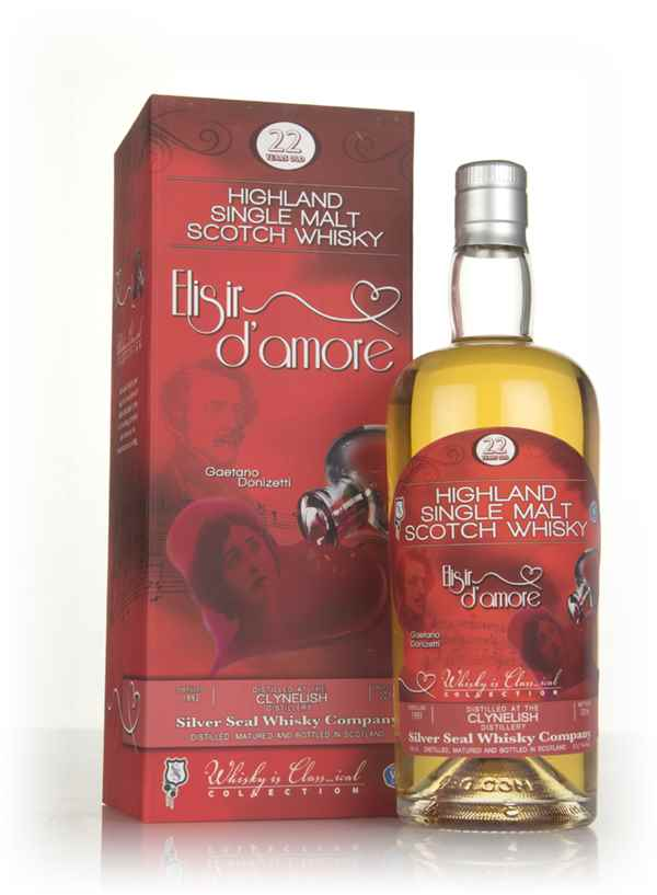 Clynelish 22 Year Old 1993 - Whisky is Class...ical (Silver Seal)