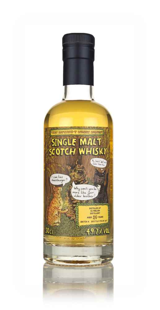 Clynelish 24 Year Old - Batch 4 (That Boutique-y Whisky Company)