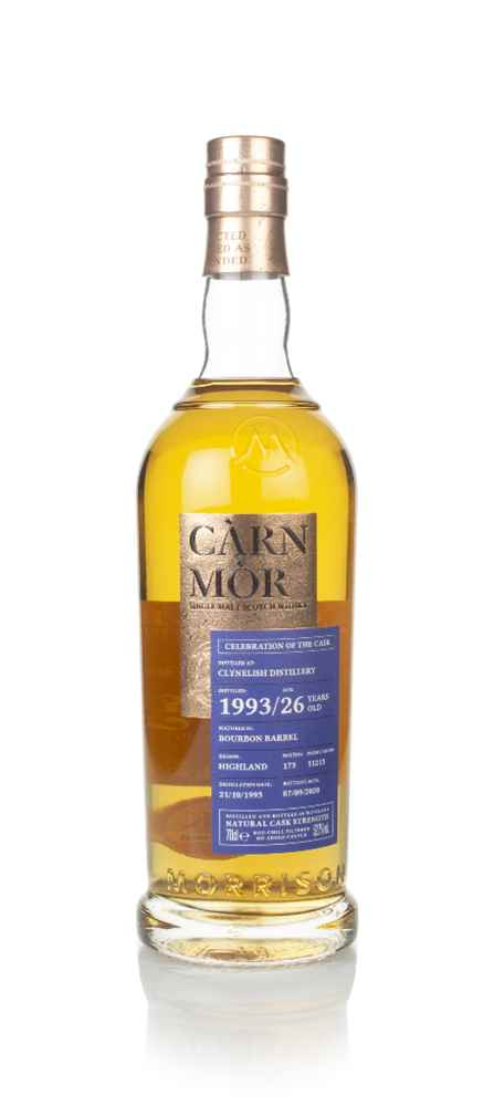 Clynelish 26 Year Old 1993 (cask 11215) - Celebration of the Cask (Càrn Mòr)