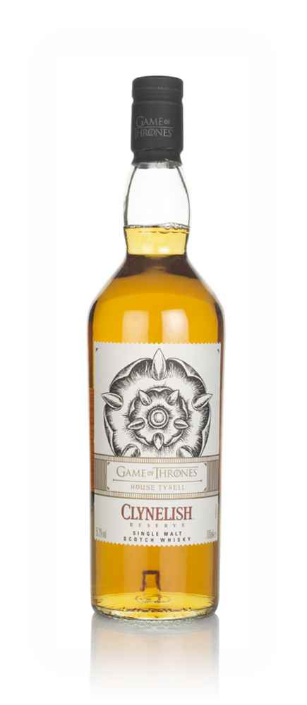 House Tyrell & Clynelish Reserve - Game of Thrones Single Malts Collection