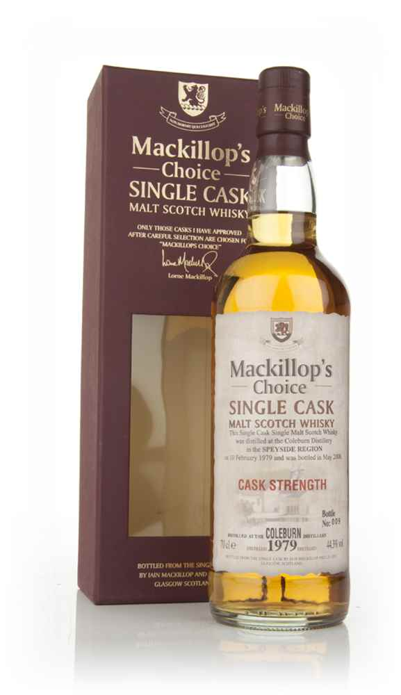 Coleburn 29 Year Old 1979 - Mackillop's Choice