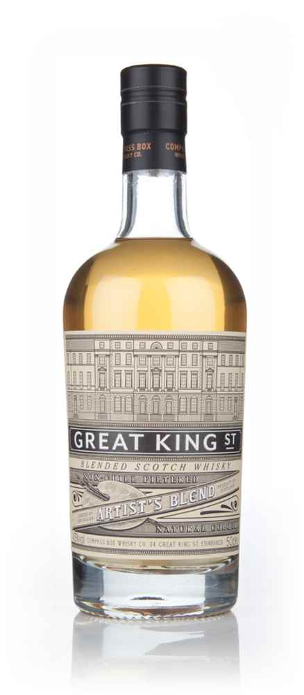 Compass Box Great King Street - Artist's Blend 50cl