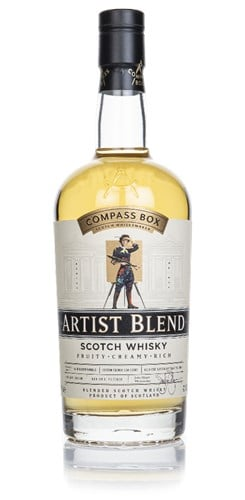 Compass Box Great King Street - Artist's Blend 70cl