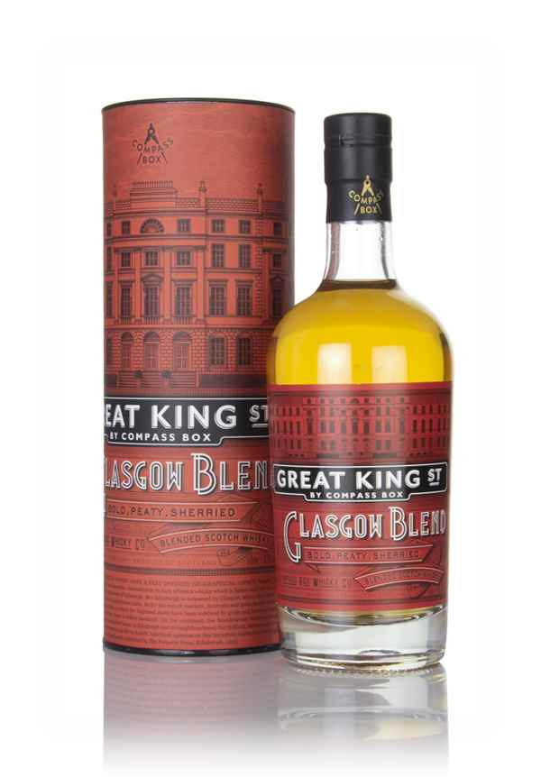Compass Box Great King Street - Glasgow Blend 50cl