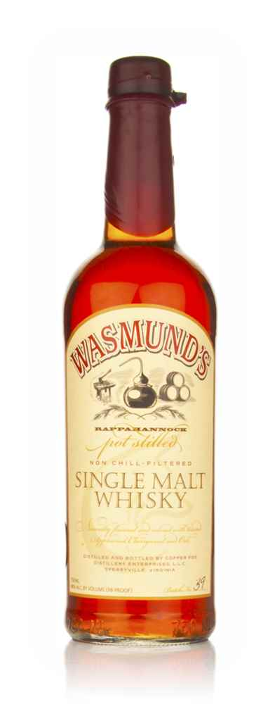 Wasmund's Single Malt Whisky