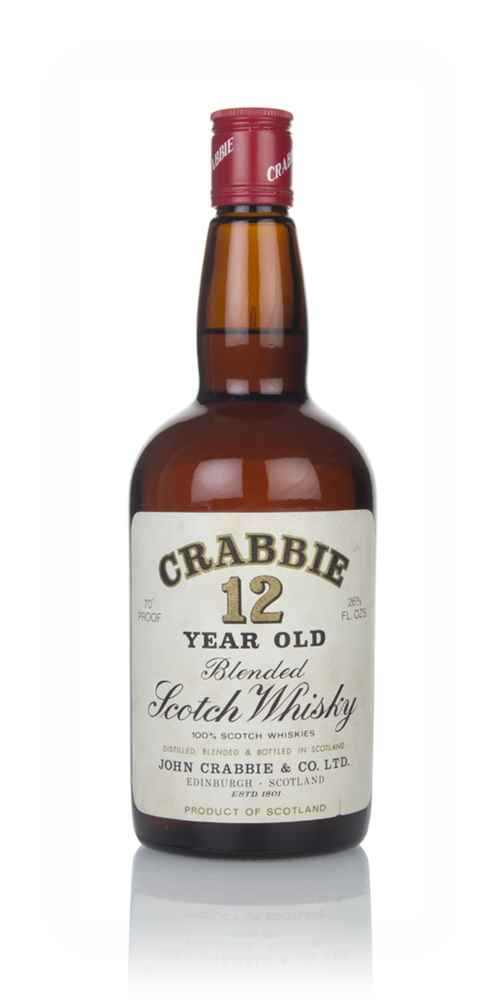 Crabbie 12 Year Old - 1970s