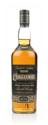 Cragganmore 1997 (bottled 2009) Port Wood Finish - Distillers Edition