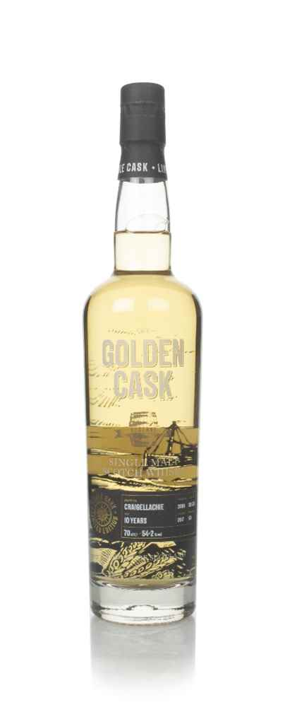 Craigellachie 10 Year Old 2006 (cask CM237) - The Golden Cask (House of Macduff)
