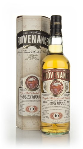 Dailuaine 10 Year Old 2002 - Provenance (Douglas Laing)