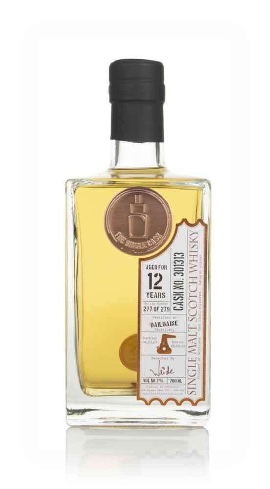 Dailuaine 12 Year Old 2007 (cask 301313) - The Single Cask