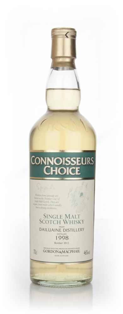 Dailuaine 1998 (bottled 2012) - Connoisseurs Choice (Gordon & MacPhail)