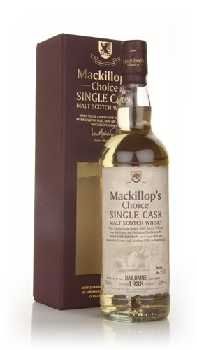 Dailuaine 23 Year Old 1988 (cask 3549) - Mackillop's Choice
