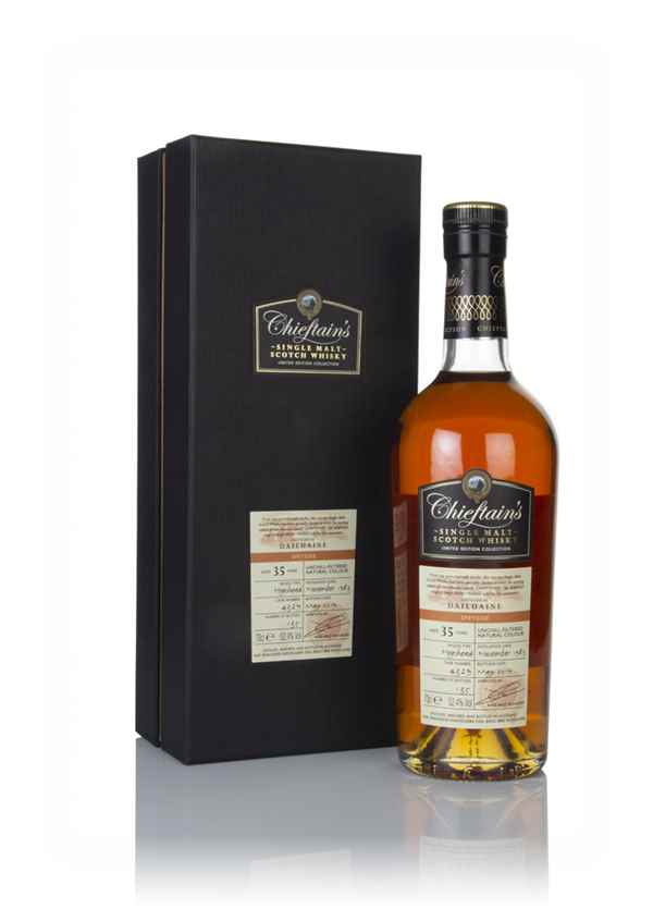 Dailuaine 35 Year Old 1983 (cask 4329) - Chieftain's (Ian Macleod)