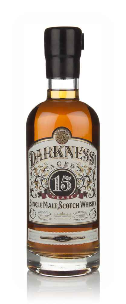Darkness! Dailuaine 15 Year Old Pedro Ximénez Cask Finish