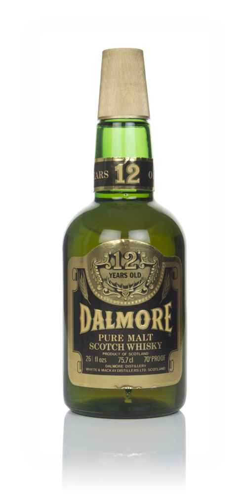 Dalmore 12 Year Old - 1970s