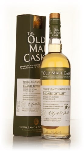 Dalmore 16 Year Old 1996 (cask 9816) - Old Malt Cask (Hunter Laing)