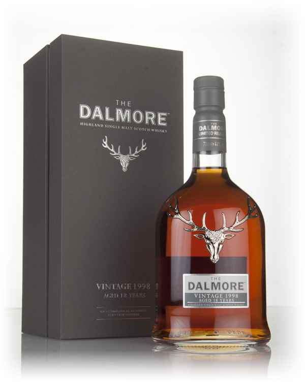Dalmore 18 Year Old - Vintage 1998