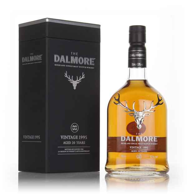 Dalmore 20 Year Old 1995 (La Maison du Whisky 60th Anniversary)