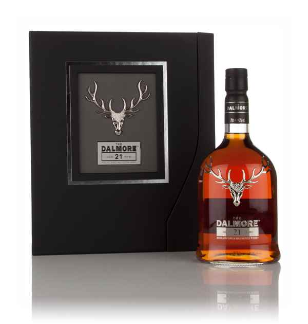 Dalmore 21 Year Old (2015 Release)