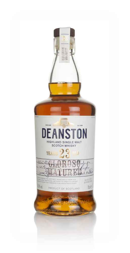 Deanston 23 Year Old Oloroso Cask Matured