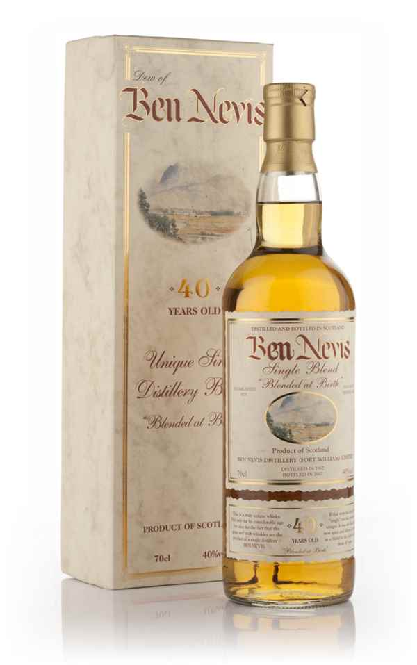 Dew of Ben Nevis 40 Year Old