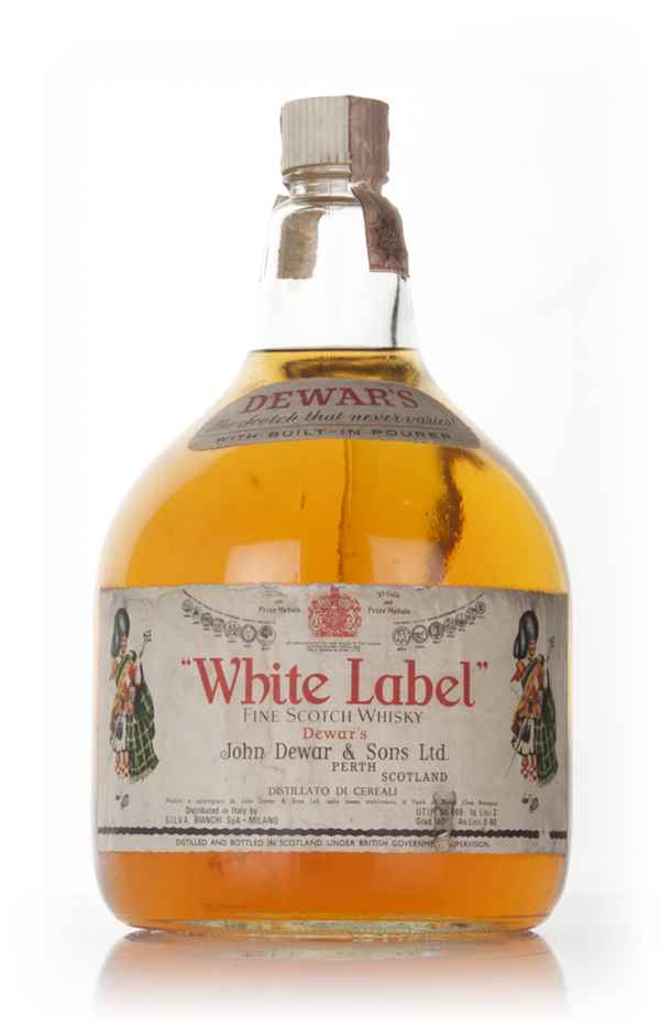 John Dewar's White Label - 1970s