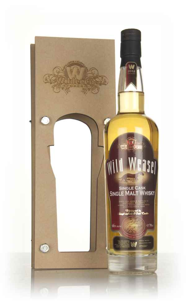 Wild Weasel Single Malt