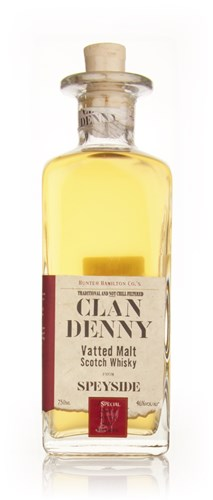 Clan Denny Vatted Malt Scotch from Speyside