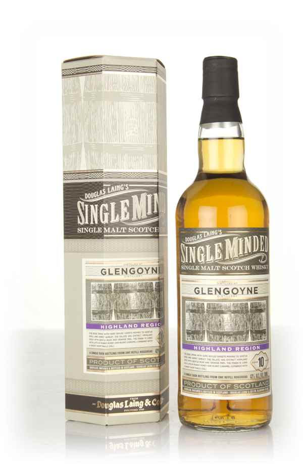 Glengoyne 10 Year Old - Single Minded (Douglas Laing)