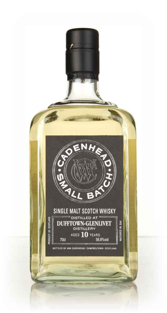Dufftown 10 Year Old 2007 - Small Batch (WM Cadenhead)