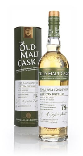 Dufftown 18 Year Old 1995 (cask 10378) - Old Malt Cask (Hunter Laing)