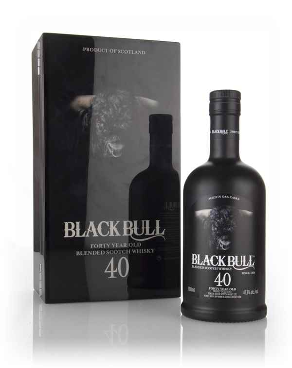 Black Bull 40 Year Old - 7th Release (Duncan Taylor)