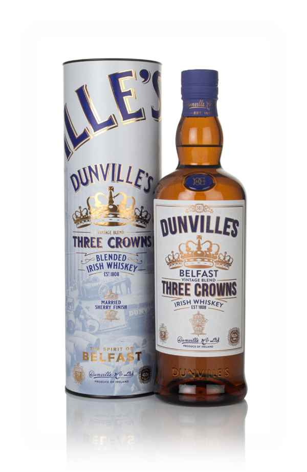 Dunville's Three Crowns