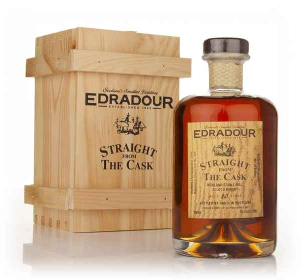 Edradour 10 Year Old 1999 (cask 408) - Straight from the Cask