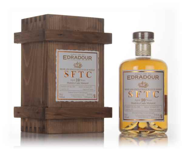 Edradour 10 Year Old 2006 (cask 219) - Straight From The Cask