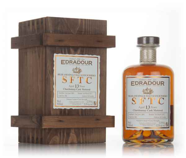 Edradour 13 Year Old 2003 (cask 266) - Straight From The Cask