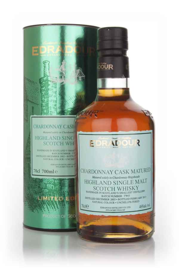 Edradour 2003 Chardonnay Cask Matured - Batch 2
