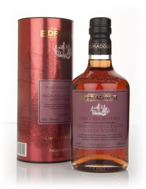 Edradour 2003 (cask 374) Port Cask Matured
