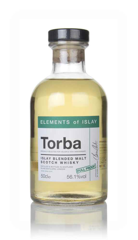 Torba - Elements Of Islay (Velier 70th Anniversary Exclusive)