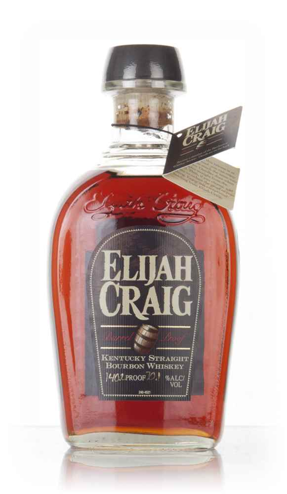 Elijah Craig Barrel Proof (70.1%)